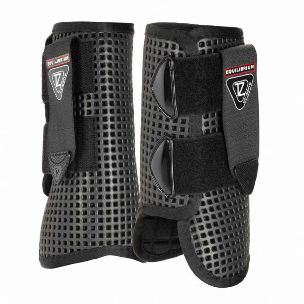 Equilibrium Tri-Zone All Sports Boot - Black